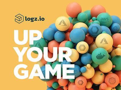 App up engineers developer tech logo devops app branding data technology startup