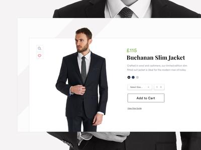 Helmsley's add to cart online shop shop products web ui design ui e-commerce