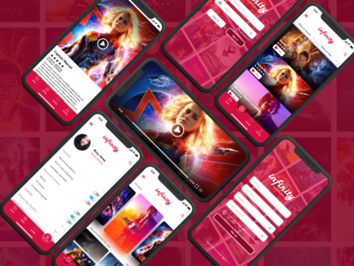 Infinity Movie App
