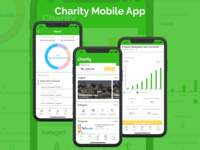 Charity Mobile App