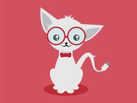 Geeky Kitty