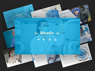 Meadic - Medical Powerpoint Template