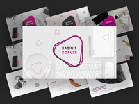 Basinis Koruze - Business Office Powerpoint Template