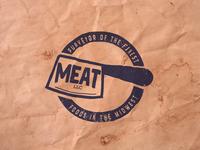 Meat LLC Stamp