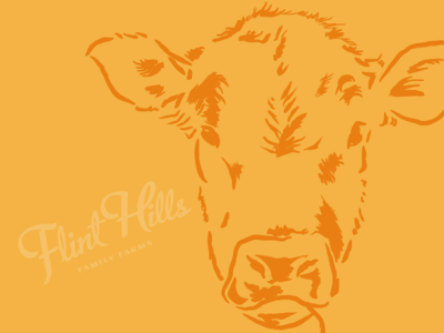 WIP Flint Hill Family Farms Branding