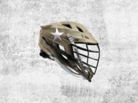 Army Lacrosse Helmet Concept