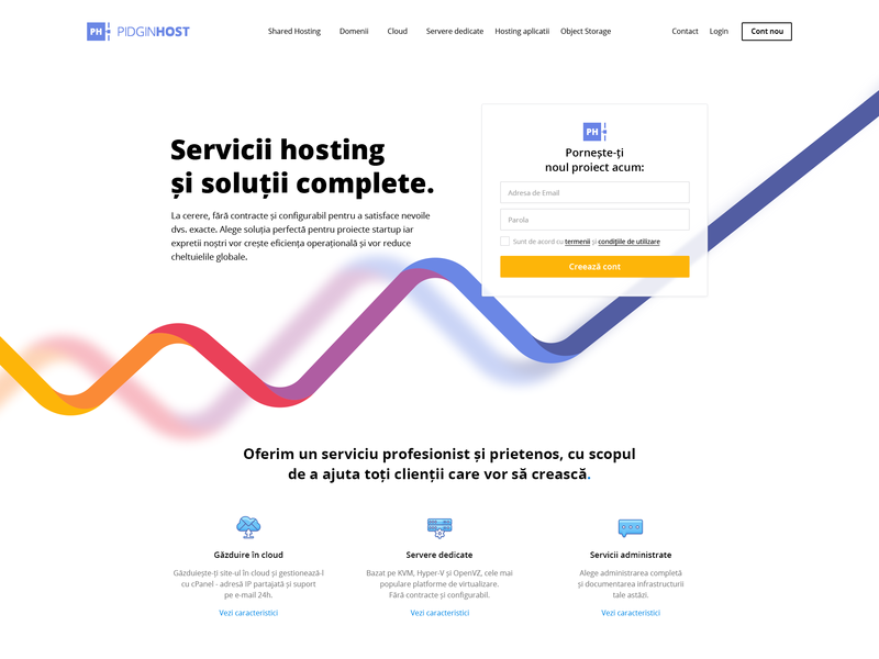 Hosting Services icon hosting illustration vector typography design logo layout clean 2d ux ui