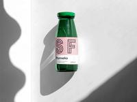 Succo Frutta Bottles