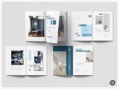 MONTISS Interior Lookbook creativemarket photography architecture interior magazine minimal layout catalog lookbook us letter a4 branding indesign editorial a4 size template design print design modern layout design templates minimalist