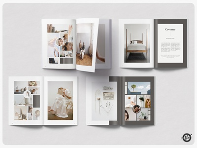 COVENTRY Moodboard Ebook creative adobe minimal layout clean color ebook cover coventry moody ebook moodboard template moodboard photography professional modern indesign template design editorial layout design templates minimalist