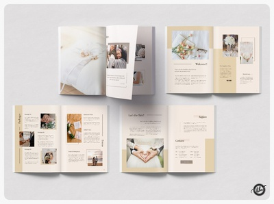 XAVIER Wedding Photography Guide wedding event organizer professional ebook template marketing material wedding catalog a4 template wedding magazine wedding photography guide xavier multipurpose design wedding guidebook layout design template design templates minimalist