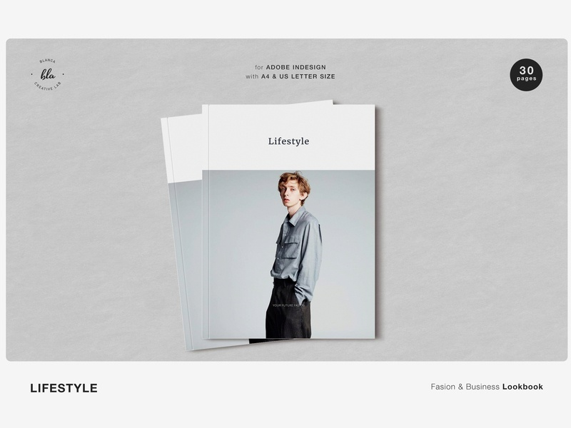 Lifestyle Fasion & Businness Lookbook by Blancalab Studio on ...