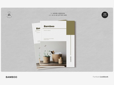 Bamboo Furniture Lookbook