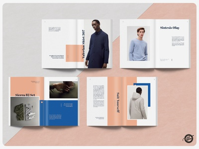 Mars Men Outfit Lookbook outfit us letter printable print minimal magazine clean lookbook catalog adobe indesign editorial professional a4 size template design print design layout design templates modern minimalist