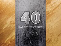 40 Parget Textures Bundle