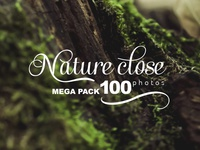 Nature close Mega photo pack