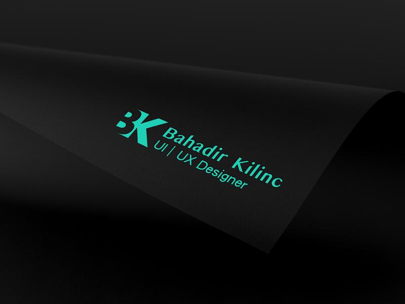 My Logo name creative ui ux designer design logo