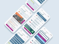 Mobile Designs for a Client in Munich