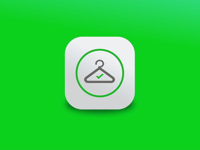 Brand Icon Design app icon brand web website minimal flat typography vector identity design clean branding