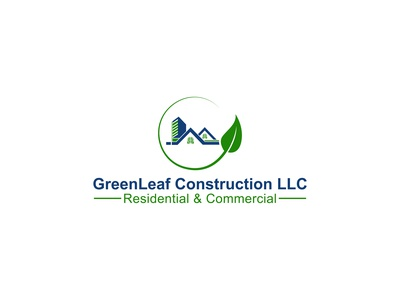 Roofing Commercial Logo