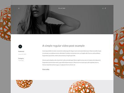 Screeyn Blog webshop ecommerce wordpress theme screeyn blog