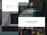 Resteau - Restaurant WordPress Theme