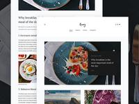Knowy - Clean & Elegant Magazine Blog Theme