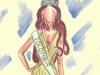 Miss Universe 2014 Inspiration ( @susanaperello)