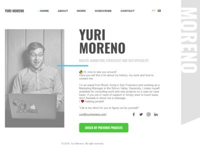 Yuri Moreno