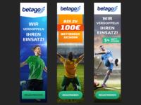 Sport banner concepts