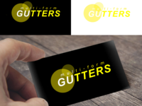 Logo for multi-form Gutters