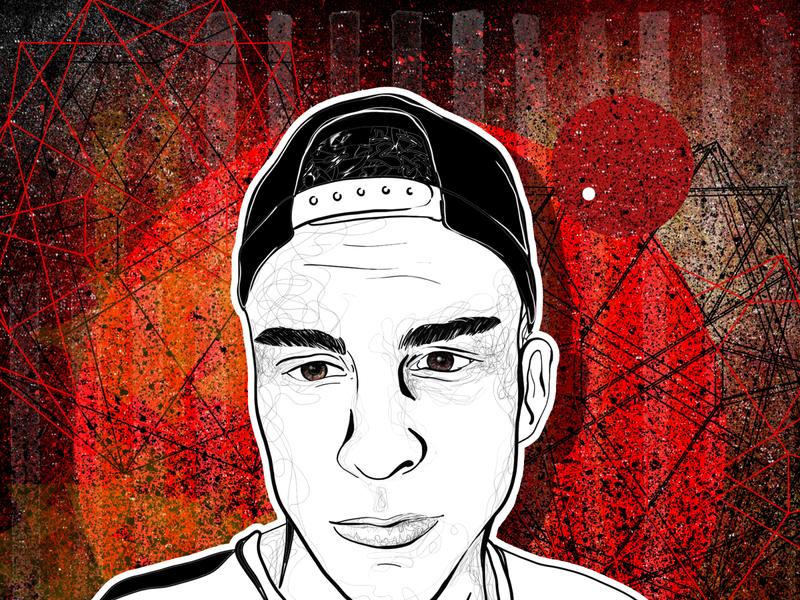 100% unique team avatar. Icons, design poster design branding illustration graphic  design avatar portrait art portrait