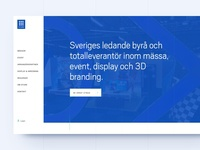 Sture event – Site design
