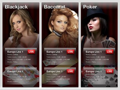 Gambling mockup 1