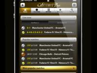 Artemis Mobile Sportsbook
