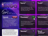 Interactive Bingo Sketch 1