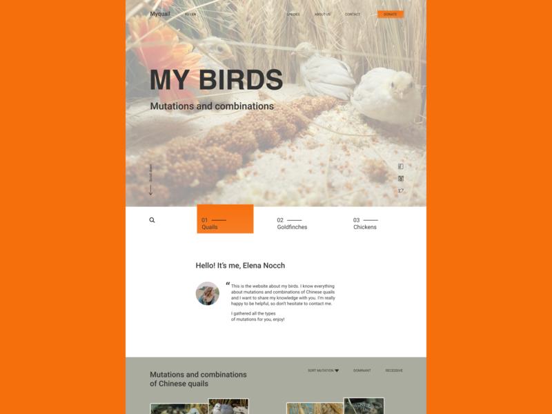 Landing page landing page design figma