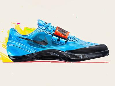 Sneakers:  https://www.behance.net/gallery/61446621/Sneakers