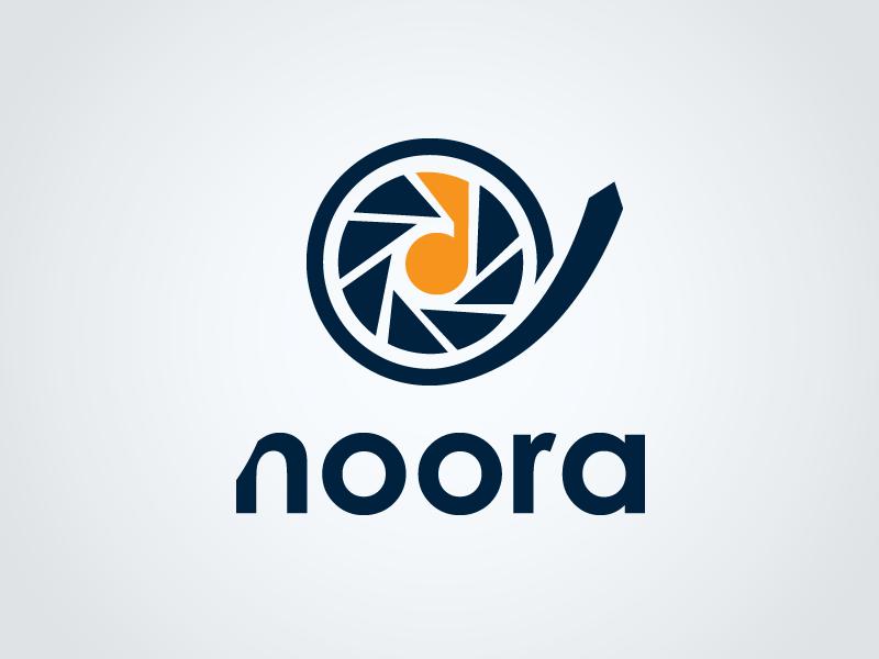 Noora Studio identity logo