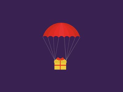 A Falling Box ad idea prize