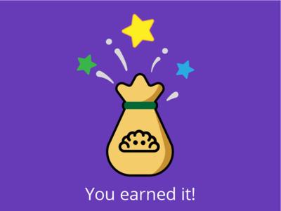 Achievement Badge gamification banner badge achievement