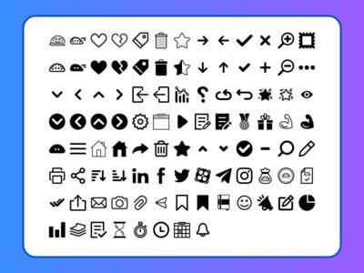 Monta Font Icons github monta font icons
