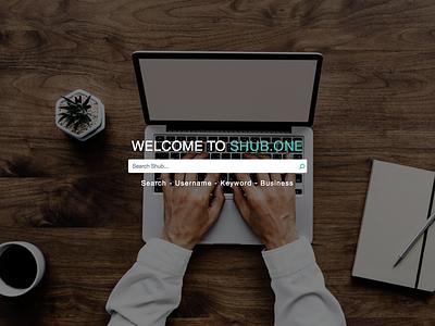 www.shub.one share branding campaign crowdfunding marketing influencer blogger portfolio designer start up social media freelancer online website