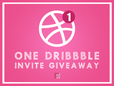 1 Dribbble Invite Giveaway🤩...