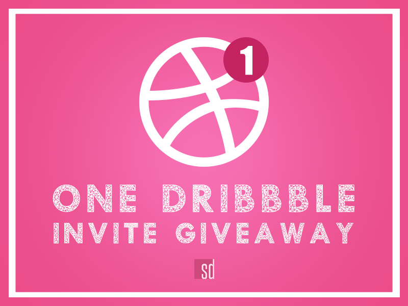 1 Dribbble Invite 🤩.. play player give away giveaway luxury dribbble shot dribbble best shot dribbble invitation dribbble invite