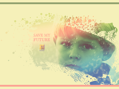 Save My Future | double exposure