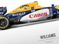 F1 retro liveries