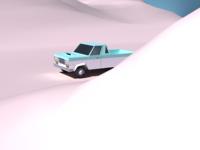 Pickup render