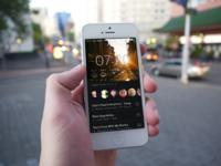 Pancake spotify app