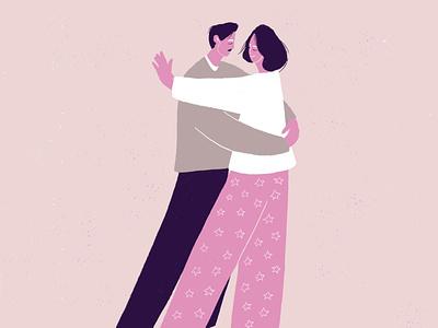 Home joys:№2 character art artist digitalart design illustration illustrator